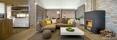 Villa Harmony, log home for urban settings - Honkatalot.fi