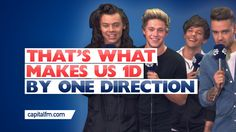 One Direction - 'That's What Makes Us 1D'