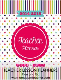 Tons of teacher lesson planners, plan and go! Best sellers, $
