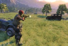 """last week finally reached """"finished game"""" status after being stuck in Steam Early Access for more than three years. Now, the battle royale game from developer and publisher Daybreak Game Company is going free-to-play. Ps4, Survival, Battle Royale Game, When Things Go Wrong, Free To Play, Gaming, One Week, Latest Images, Game"""