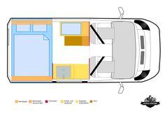 Nachdem in Part 1 schon die Isolierung und die Bodenplatte verbaut wurden, konnten wir nun mit der Planung des Innenraumes …