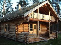 Log cabins images