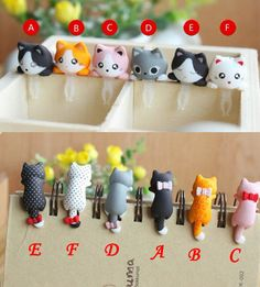 6 Color Cute Hanging Bowknot Figure Cat Kitty Dust Plug 3.5mm Phone Dust Stopper…
