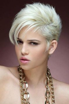 17 Best ideas about Messy Pixie