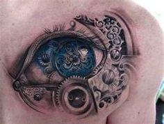 Steampunk Tattoo