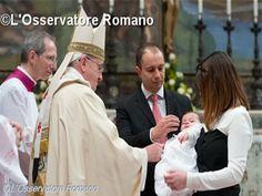 Papa Francisco en Solemnidad de Bautismo de Jesús: Hagan lo posible para que no pierdan la fe