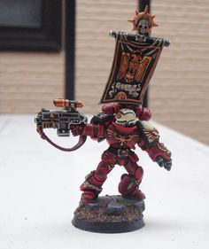Roleplayer's Blood Ravens and Blood Angels. - Forum - DakkaDakka | So good we named it twice.