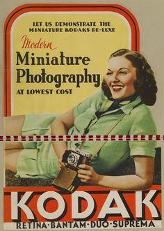 Kodak, 1930s - Museum Victoria
