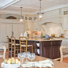 1000 images about kitchen remodel on pinterest cabinets for Kitchen design 9 foot ceilings