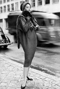 Hubert de Givenchy, Sack Dress, 1957