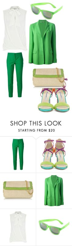 """""""Untitled #270"""" by mokeefe425 ❤ liked on Polyvore featuring Dolce&Gabbana, Brian Atwood, Buti, Reed Krakoff and River Island"""