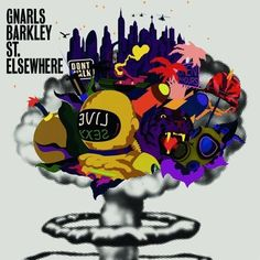 Gnarls Barkley - St. Elsewhere on Vinyl LP