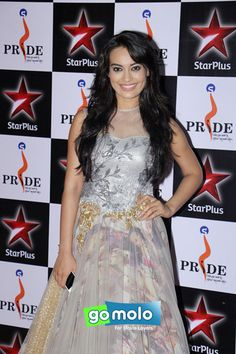 Surbhi Jyoti at Pride Gallantry Awards 2015 in Mumbai Qubool Hai, Arjun Kapoor, In Mumbai, Awards, Pride, Beautiful Women, Celebs, My Love, Outfits