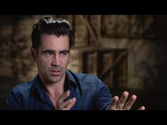 Colin Farrell on THE NEW WORLD and Working with Terrence Malick