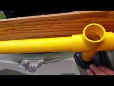 Kayak side motor mount on cabela's advanced anglers 120 kayak Accessoires Kayak, Kayaks, Motors, Boats, Fishing, Youtube, Ships, Kayaking, Motorbikes