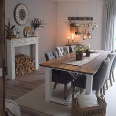 Daniela (@elas_dekoideen) • Instagram-Fotos und -Videos Ikea, Tiny House, Entryway Tables, Home Goods, Diys, Dining Table, House Ideas, Furniture, Home Decor