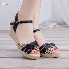 df7c9cff2fb66e  Visit to Buy  Women Sandals 2017 Summer New Open Toe Fish Head Fashion  platform High Heels Wedge Sandals female shoes women shoes
