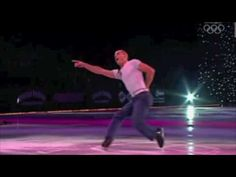"""""""I'm Yours"""" sung by Jason Mraz -- figure skating performance by Kurt Browning. WOW!"""