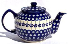 Polish pottery is often found in this hue.