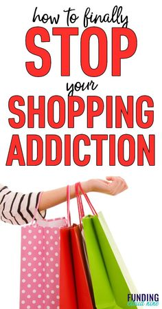 Want to stop your shopping addiction once and for all? Are you sick of your shopoholic tendencies and want to claim back your money and time? Well, with this easy and fun two phase approach, you CAN quit your shopping addiction! Ways To Save Money, Money Tips, Money Saving Tips, Frugal Living Tips, Frugal Tips, Financial Tips, Financial Stress, Financial Peace, Financial Literacy