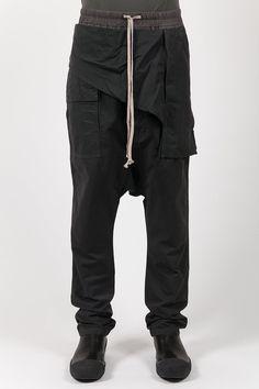 puppy memphis trousers - RICK OWENS DRKSHDW - Layers London