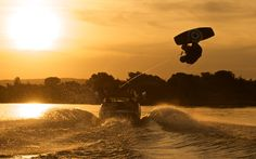 wake boarding theme picture, 454 kB - Guthrie Walter