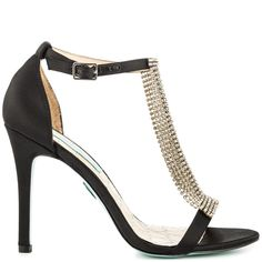 86.00$  Watch now - http://ali33o.worldwells.pw/go.php?t=32371022578 - Black / Beige / Ivory Satin Thin Heel Women Sandal Evening Party High Heels Shoes Women 2015 Chaussures Compensees Femme 86.00$