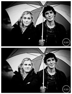 Eliza Taylor & Bob Morley #The100//Is he really the bad guy???