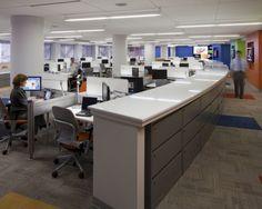 Unilever Americas Agile Office - Office Snapshots