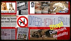 Save Wonderful Nature and Animals + ART: DENMARK  STOP Animal rape and animal brothel