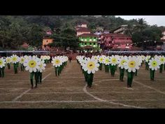Flower drill - sports day - YouTube Sports Day, Kinds Of Salad, The Marketing, Healthy Options, Games For Kids, Mother Nature, Drill, Purpose, Flowers