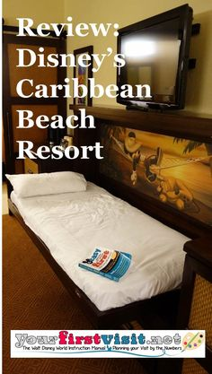 Review Disney's Caribbean Beach Resort from yourfirstvisit.net