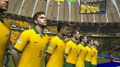 Review: Copa do Mundo FIFA 2014 é uma simulação competente do mundial