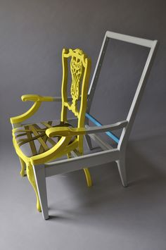 @ karen ryan # custom made chair 2011