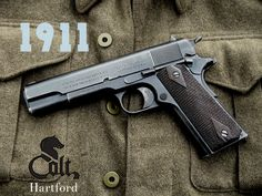 Weapons, guns and military equipment for military fans. Military Weapons, Weapons Guns, Guns And Ammo, Colt Single Action Army, Colt 1911, Colt 45, Home Defense, Cool Guns, Le Far West