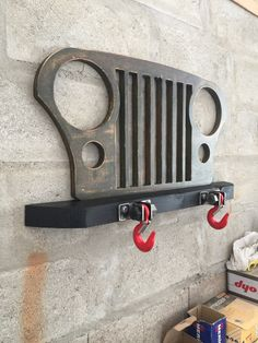 cj 5 keychain - # keychain - cj 5 key chain – # Keychains You are in the right place about Jeeps pictures Here we offer yo - Garage Furniture, Car Part Furniture, Automotive Furniture, Automotive Decor, Metal Art Projects, Welding Projects, Diy Wood Projects, Woodworking Projects, Man Cave Bathroom