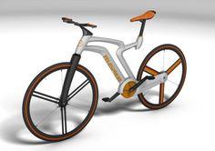 Bicicleta Eléctrica Solar   1
