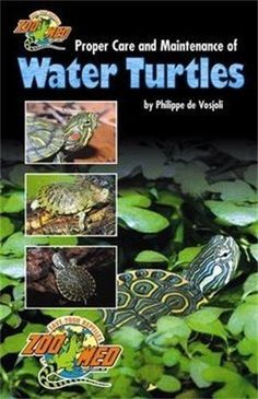 Zoo Med Proper Care and Maintenance of Water Turtles (Paperback) - http://pets.goshoppins.com/reptile-supplies/zoo-med-proper-care-and-maintenance-of-water-turtles-paperback/