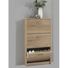 Shoe Storage cabinet, #Oaktree, Step3  £49.95 #furnitureinfashionshoecabinet,shoe cabinets uk,shoe storage solutions uk,shoe shelves,shoe cabinet