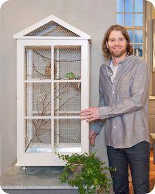 lemmemakeit: the bird cage