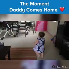 Remember this moment forever. ❤️❤️ Video Credit: Dude Media #FatherDaughterLove #Father #Daughter #Love #DaddyDaughter #Cutegirl