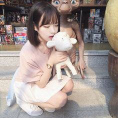 Image via We Heart It #asia #girl #korea #ulzzang