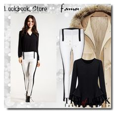 """5. Fabulous Style with Lookbook Store"" by hetkateta ❤ liked on Polyvore"