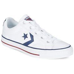 Παπούτσια Άνδρας Χαμηλά Sneakers Converse STAR PLAYER  OX άσπρο