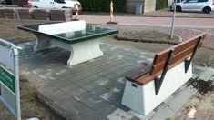 Pingpongtafel Groen bij Zonnestraal Boxtel in Boxtel