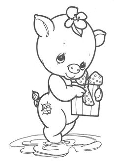 How To Draw A Koala Bear Step By Step | Animal Coloring pages
