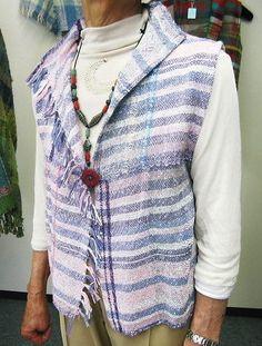 初夏の装いと織りあがり布♪ - 手織適塾さをり 横浜通信 -さをり織り情報ブログ