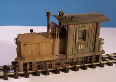 MC & L #6  Plymouth loco