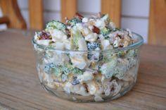 amish broccoli and cauliflower salad   Beautiful Recipe Broccoli Salad - Amish Recipes Oasis Newsfeatures