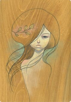 Audrey Kawasaki, one of my favorite artists!